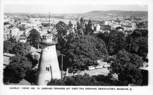 Australia Brisbane Queensland Murray Views 1950s RPPC Photo Postcard 5196