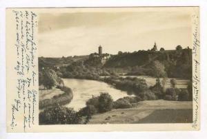 RP, Bird's Eye View, Schönburg mit Saale, Schönburg (Saxony-Anhalt), German...