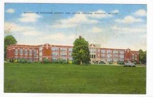 Junior College & Academy, Augusta, Georgia, 30-40s