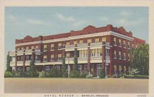 Arkansas Brinkley Hotel Rusher