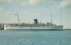 Eastern Shipping Corp. Ocean Liner S/S YARMOUTH , 40-60s