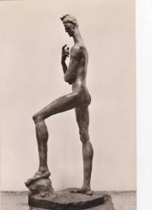 RP, The Museum Of Modern Art, Wilhelm Lehmbruck: Standing Youth, New York Cit...
