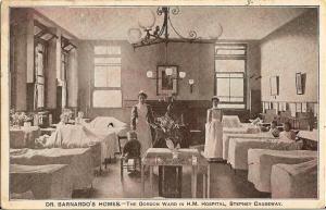 1907 Stepney Causeway, Hospital, First Dr. Bernardo Home for Boys