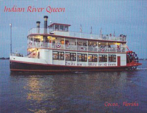 Sightseeing Boat Indian River Queen Cocoa Florida
