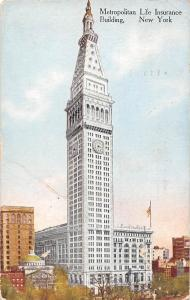 New York, Metropolitan Life Insurance Building 1934