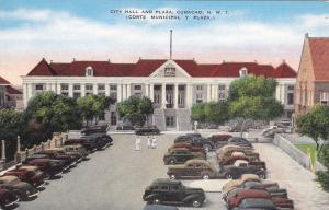 Curacao , Neth. W. Indies , 30-40s ; City Hall & Plaza