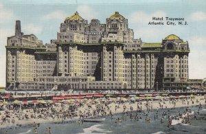 ATLANTIC CITY , New Jersey , 1930-40s ; Hotel Traymore
