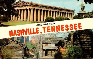 Tennessee Greetings From Nashville