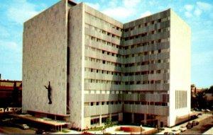 Minnesota Rochester New Mayo Clinic Building
