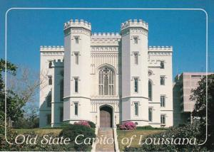 Louisiana Baton Rouge Old State Capitol Building