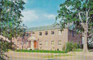 Music Building Harding College Searcy Arkansas