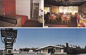 3-Views, Hotel Motel Colibri (Ste-Foy) Inc., STE-FOY, Quebec, Canada, PU-1984