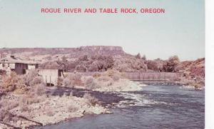 Gold Ray Dam on Rogue River and Table Rock OR, Oregon