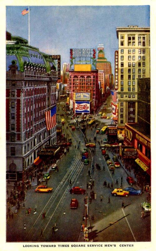 NY - New York City. Times Square