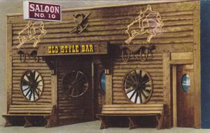 Old Style Saloon No. 10, DEADWOOD, South Dakota, 1940-1960s