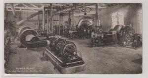 Power Plant, Hershey Chocolate, Hershey PA