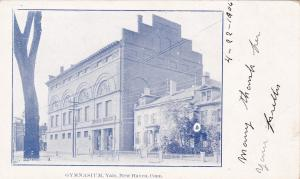NEW HAVEN, Connecticut; Gymnasium, Yale, 00-10s