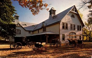 Tennessee Nashville Belle Meade Mansion Carriage House and Stable