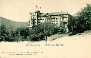 Germany - Heidelberg. Castle Hotel
