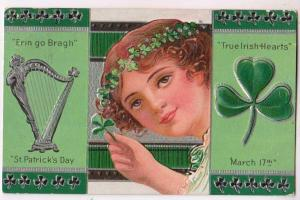 St. Patrick's Day - Erin Go Bragh, March 17th