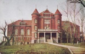 Iowa Sioux City St Joseph Hospital