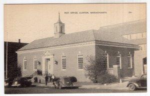 Clinton, Massachusetts,  Post Office