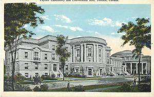 Physics Laboratory & Convocation Hall, Toronto Ontario ON