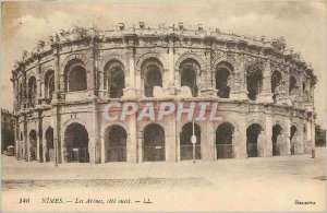 Old Postcard Nimes Arenes The West Coast