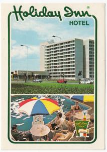 Netherlands, Eindhoven; Holiday Inn Hotel Official PPC Unposted, c 1970's