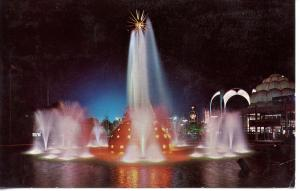 US    PC908   SOLAR FOUNTAIN, NY WORLD'S FAIR 64-65