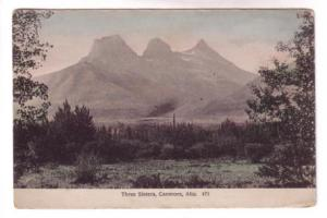 Three Sisters, Canmore Alberta, Thomson Stationery Co 471