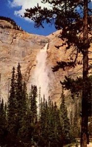 Canada - BC, Yoho Nat'l Park. Takakkaw Falls