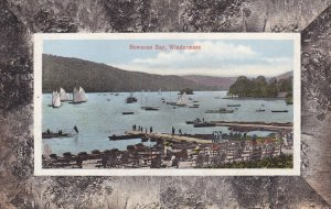 WINDERMERE, Cumbria, England, United Kingdom; Bowness Bay, 1900-10s ; TUCK