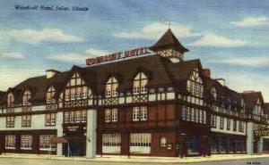 Woodruff Hotel - Joliet, Illinois IL