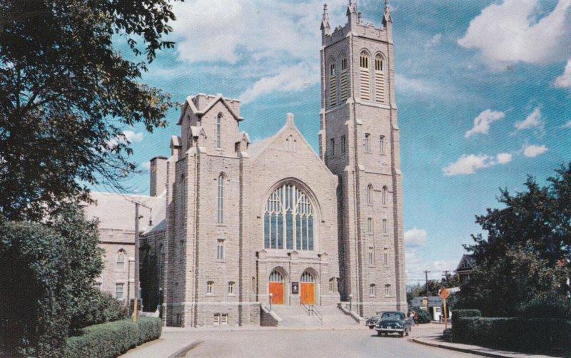MOOSE JAW , Saskatchewan, Canada, 1950-60s ; United Church