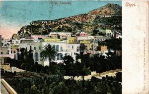 CPA Capri Hotel Pagano. ITALY (526803)
