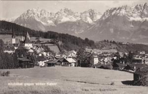 RP; KITZBUHEL gegon wilden Kaiser, TIROL, Austria, PU-1947
