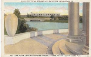 PHILADELPHIA, PA, 1926; Stadium, Sesqui-Centennial International Expo.