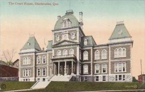Canada Quebec Sherbrooke Court House