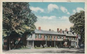CONCORD, Massachusetts, 1900-10s; Colonial Inn