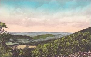 Virginia Hot Springs Warn Springs Valley From Delafield Path Albertpye