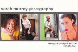 Advertising Sarah Murray Photography Vancouver British Columbia Canada