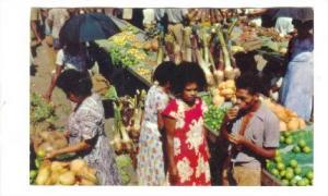 Market Place, Suva, Fiji, 40-60s