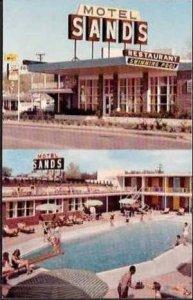 TX Texarkana Sands Motel