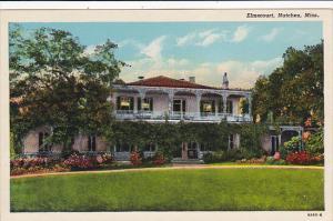 Elsmcourt Built 1810 Natchez Mississippi