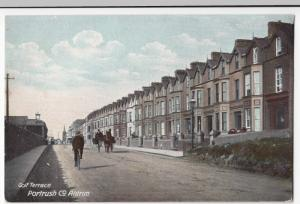 Co. Antrim; Golf Terrace, Portrush PPC, Unposted, c 1910's, By Laurence