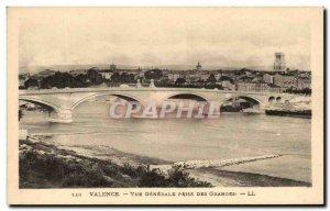 Old Postcard Jack Valencia Vue Generale Des Granges