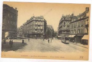 La Place Rene-Goblet, Rene Goblet Place, Amiens (Somme), France, 1900-1910s