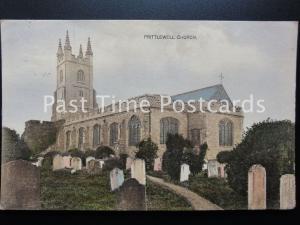 c1913 Essex: Prittlewell Church, near Southend-on-Sea