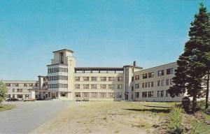 L'Hopital Hotel-Dieu,  Montmagny,   Quebec,  Canada,  40-60s